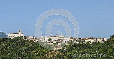 Sassoferrato (Marsen, Italië)