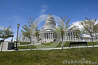 Sate Capital in Utah.