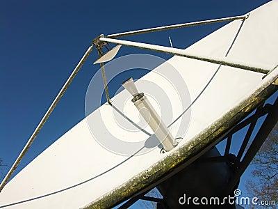Satelite broadcast dish