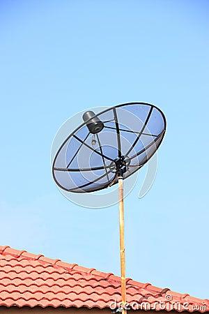 Satelliet Antenne