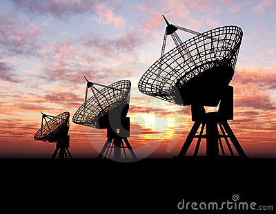 Satelliet Schotels