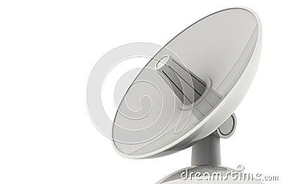 Satellite de paraboloïde