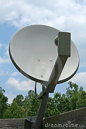 Free Satellite Dish Royalty Free Stock Photos - 890698