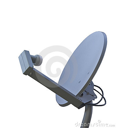 Free Satellite Dish Stock Image - 9952281