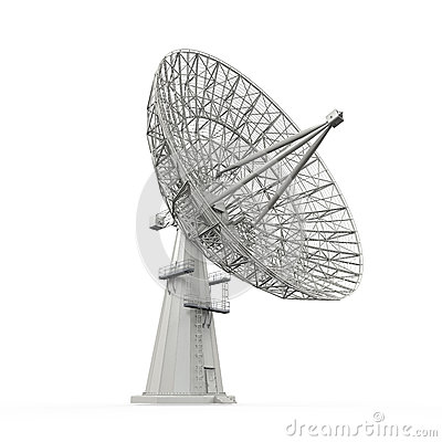Satellite dish antenna stock illustration image 38946512 - Antena satelite interior ...