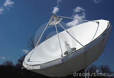 Satellite dishes #1