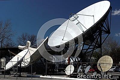 Satellite dishes #5