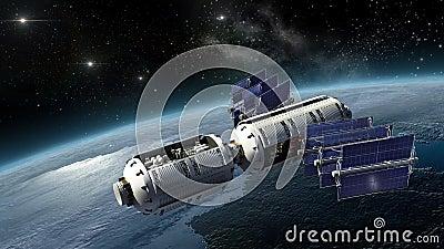 satellite sci fi nasa - photo #11