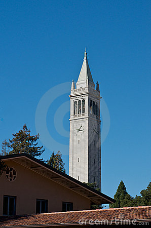 Sather Tower in Berkeley