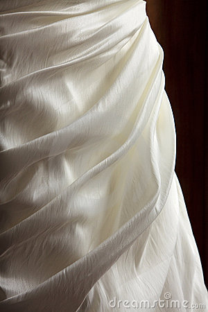 Satin Brides Dress
