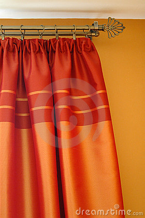 Satin Curtains