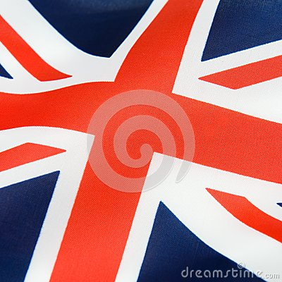 Free Satin UK Flag Stock Photo - 25793530