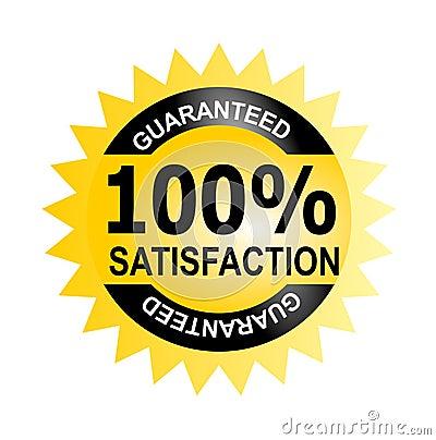 Satisfacción 100  garantizada