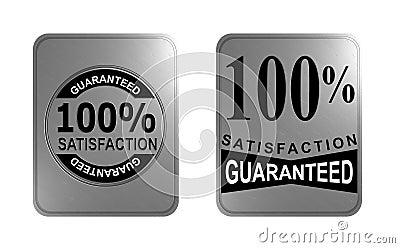 Satisfaction 100  garantie