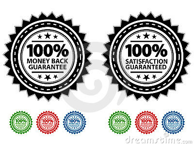 Satisfaction Guaranteed Seals EPS