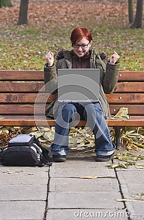 Satisfação do computador