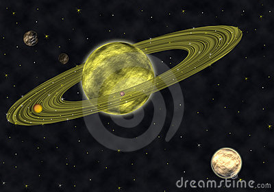 Saturn Royalty Free Stock Photo - Image: 21087685