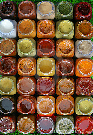 Free Sauces Royalty Free Stock Images - 4604709