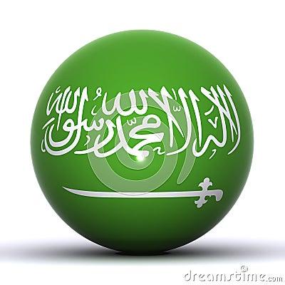 Saudi Arabia Globe