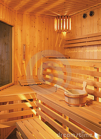 Free Sauna Royalty Free Stock Photo - 10910735