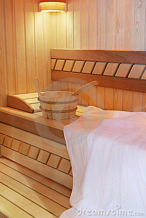 Free Sauna Stock Photography - 13288422