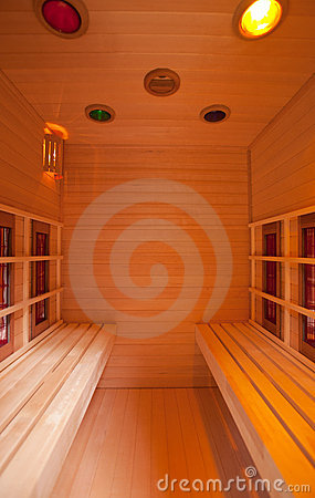Free Sauna Stock Image - 18429531