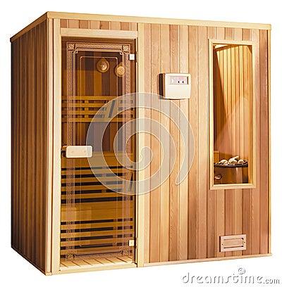 Free Sauna Royalty Free Stock Photo - 30965285