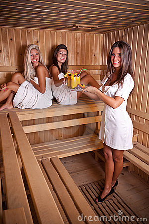 Free Sauna Serve Stock Photo - 21480790