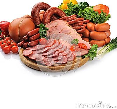 Free Sausage Royalty Free Stock Images - 22773619