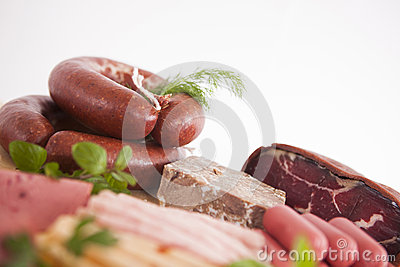 Sausage and meats