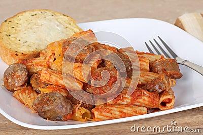 Sausage Rigatoni Meal
