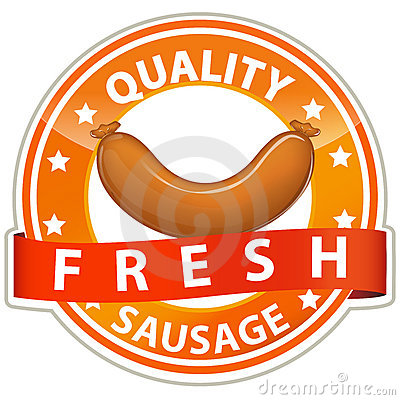Sausage sign