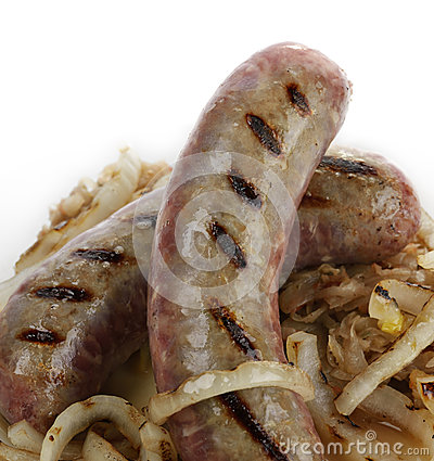 Sausages With Sauerkraut