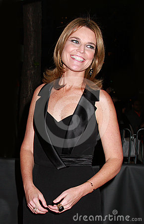 What Is Savannah Guthrie Bra Size | Photography