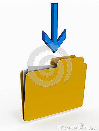 Save data folder