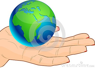 Save Earth - Africa.