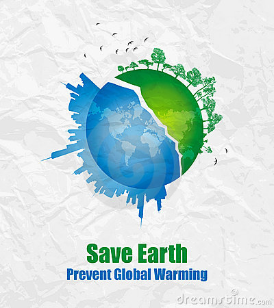 Free Save Earth-Environment Concept Stock Photos - 19550113