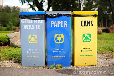 Save the earth, recycle