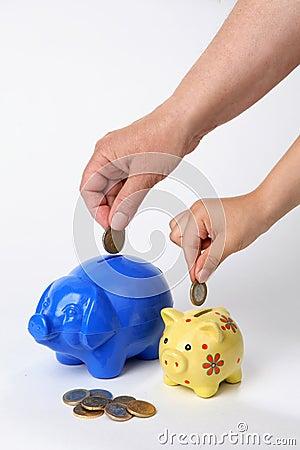 Free Save Money Stock Photos - 5396473
