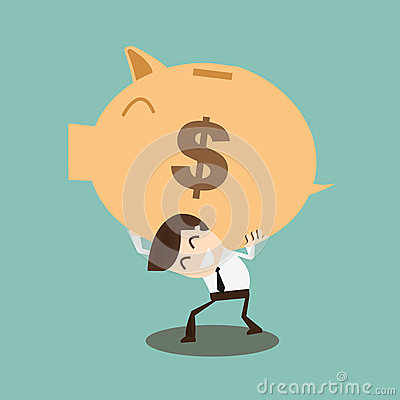 Free Save Money Concept Stock Photography - 46457232