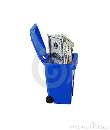 Free Save Money Recycling Stock Image - 7193681