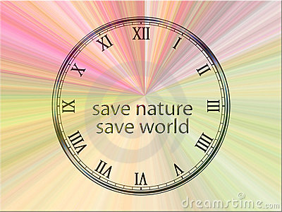 Save nature - save world