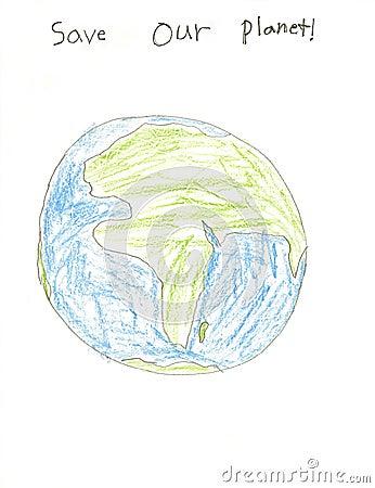 Saving the environment essay children