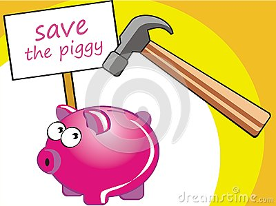 Save the piggy