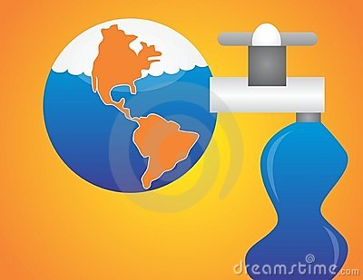 Save water save the world