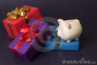 Saving for gifts