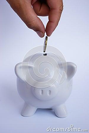 Free Saving Money Stock Image - 1388001