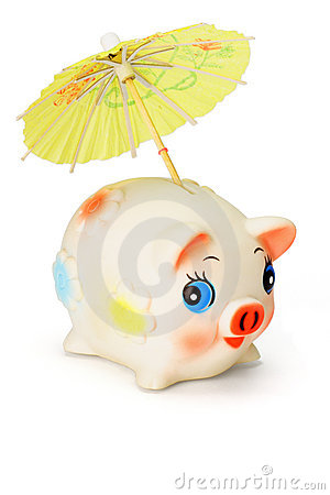 Saving for raining days