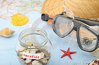 Saving for vacation