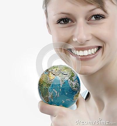 Saving world
